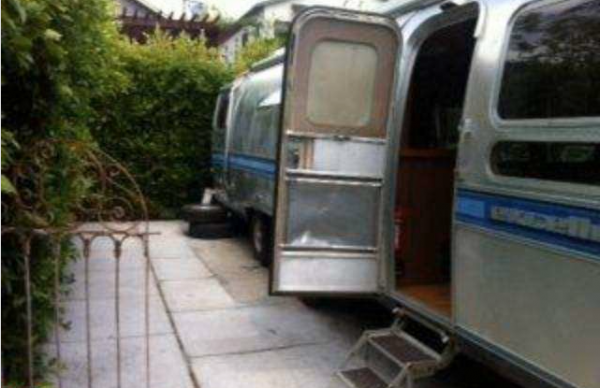 1031 Kensington Airstream