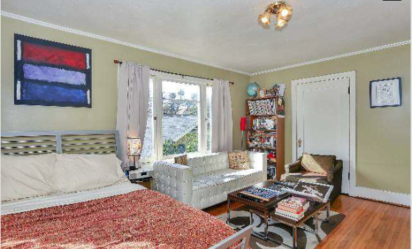 1658 Echo Park Studio Living