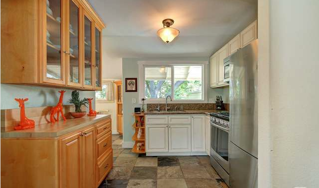 1635 N Alvarado Kitchen